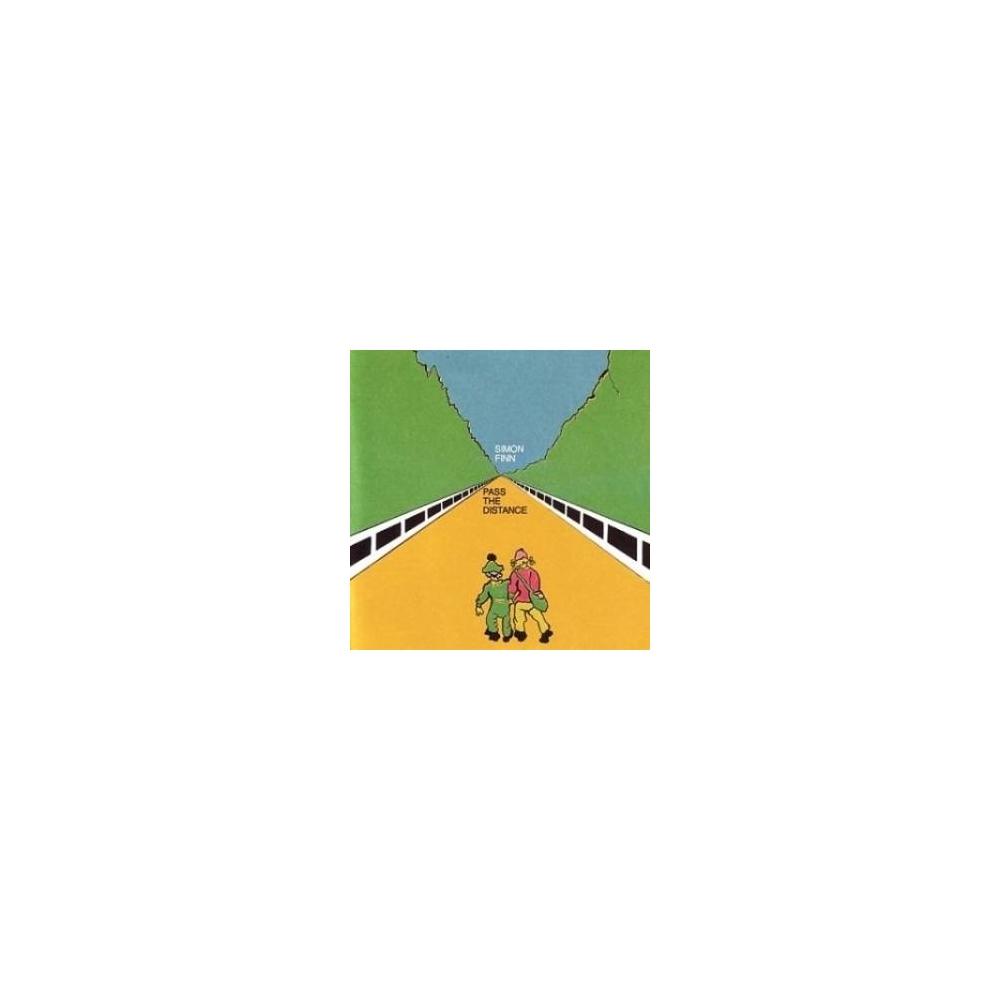 Simon Finn - Pass the Distance Mini LP CD