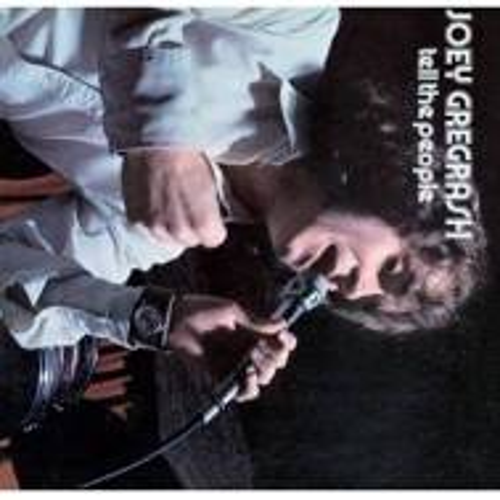 Joey Gregorash - Tell The People Mini LP CD