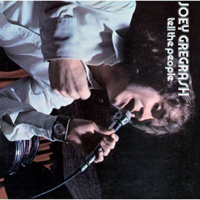 Joey Gregorash - Tell The People (紙ジャケット仕様) CD