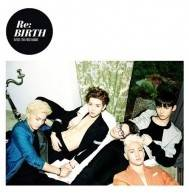 Nu'est - 1st Album: Re:BIRTH CD