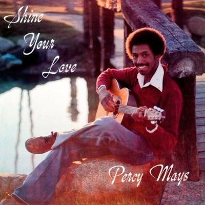 Percy Mays - Shine Your Love (紙ジャケット仕様) CD