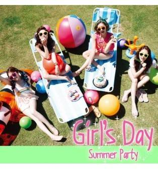 Girl's Day - 4th Mini Album: Everyday 4 CD