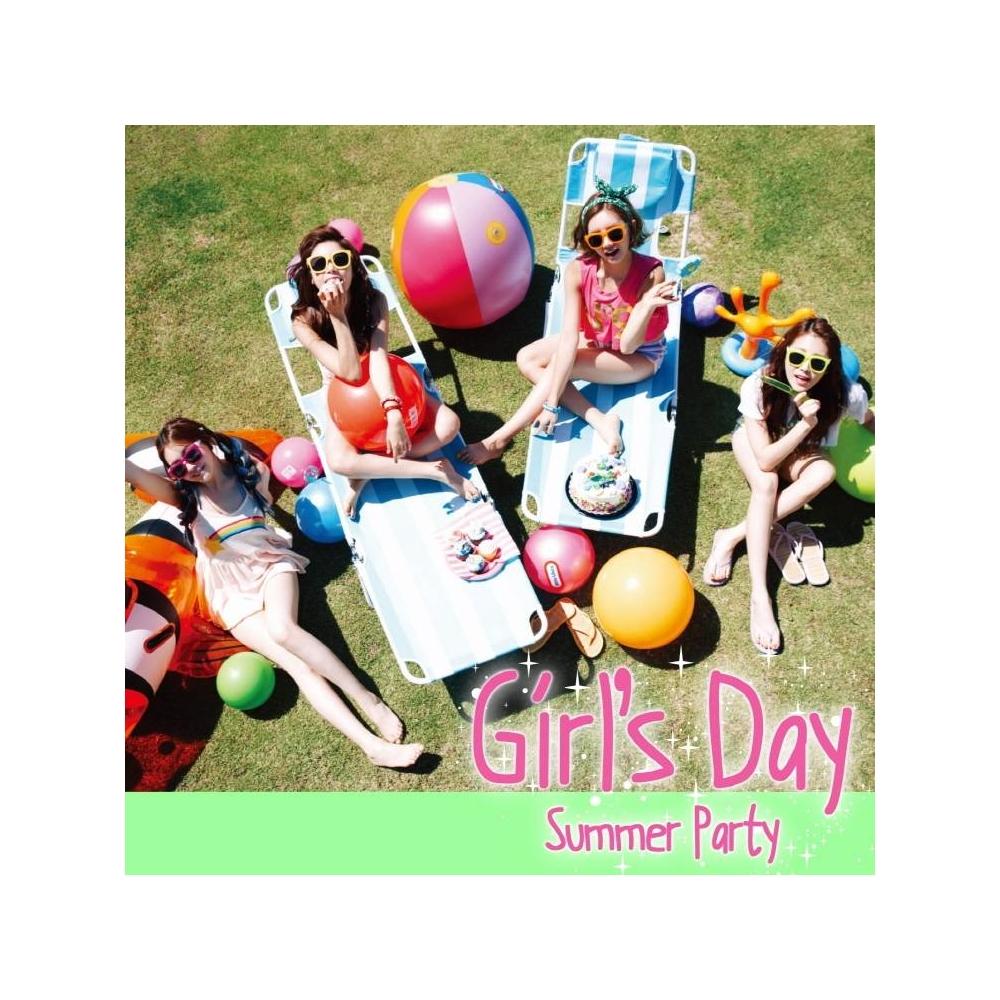 Girl's Day - 4th Mini Album Everyday 4