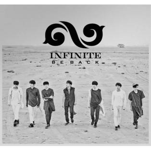 Infinite - 2nd Album Repackage Be Back