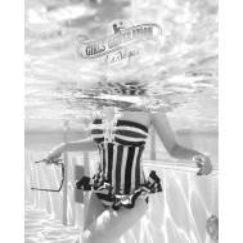 Girls' Generation - In Las Vegas Photobook (w/ Coster+Poster)