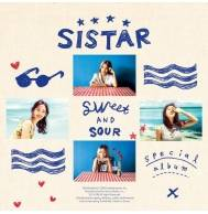 Sistar - Special Album: Sweet & Sour CD