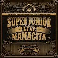 Super Junior - 7th Album: Mamacita (Version A) CD