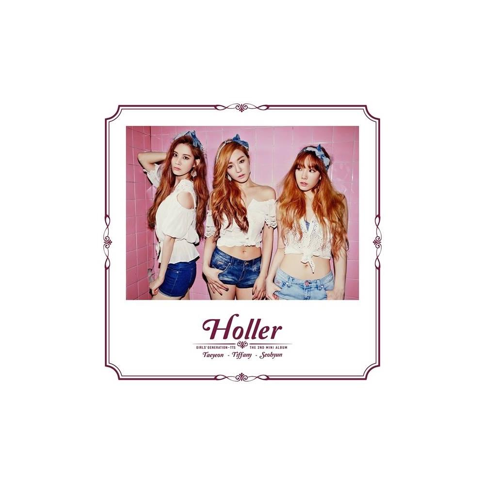 Taetiseo (TTS) - 2nd Mini Album Holler