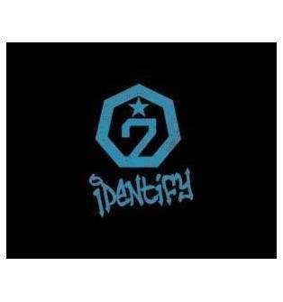 Got7 - 1st Album: Identify (Original Version) CD