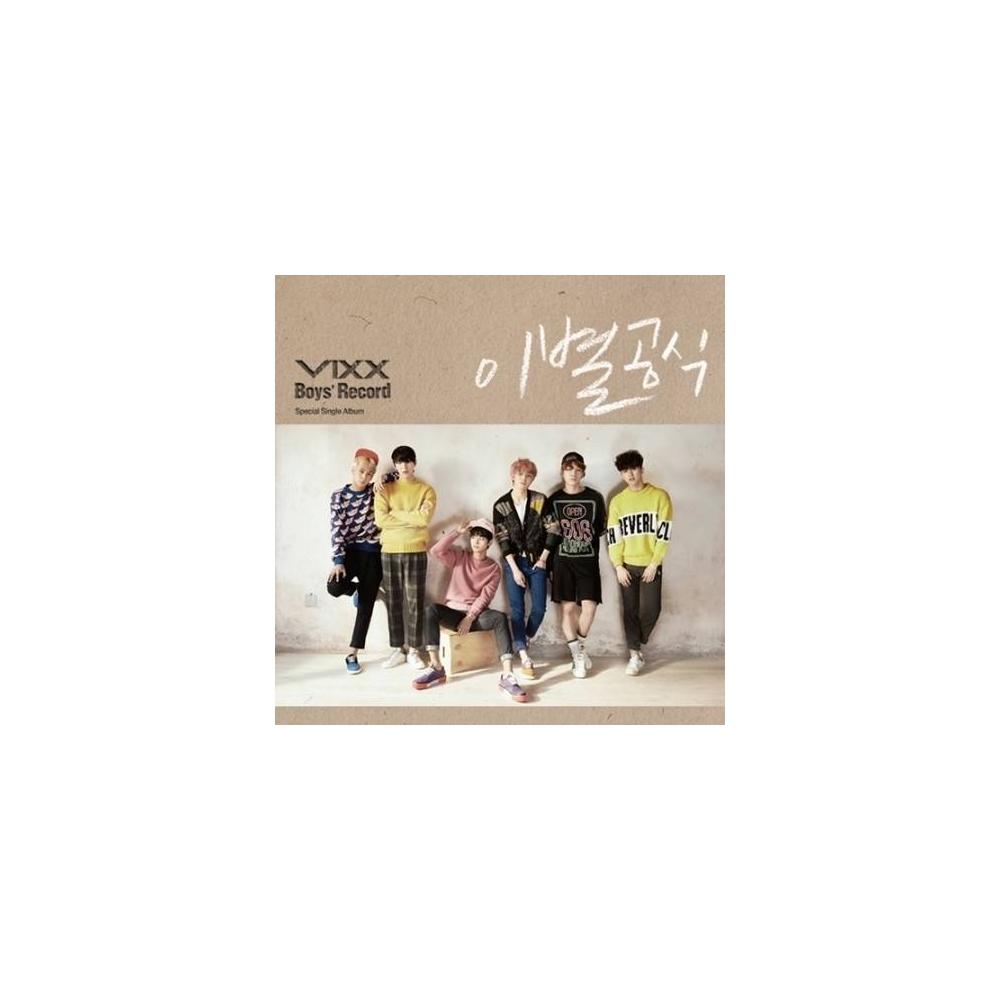 VIXX - Special Single Boys' Record