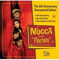 Mocca - Friends: 10th Anniversary Edition (SHM-CD,, Mini LP CD)