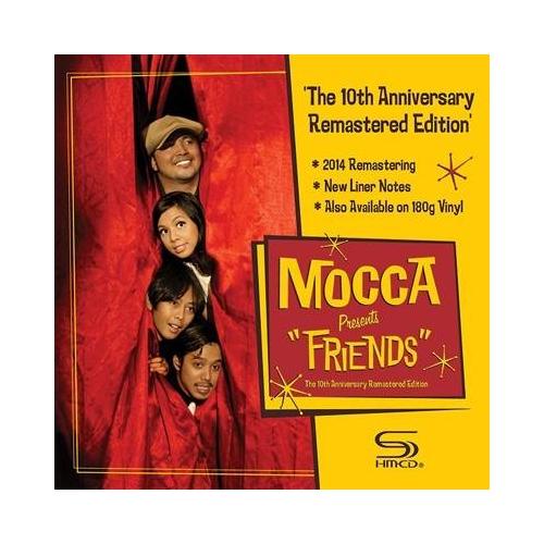 Mocca - Friends: 10th Anniversary Edition (SHM-CD, Mini LP CD)