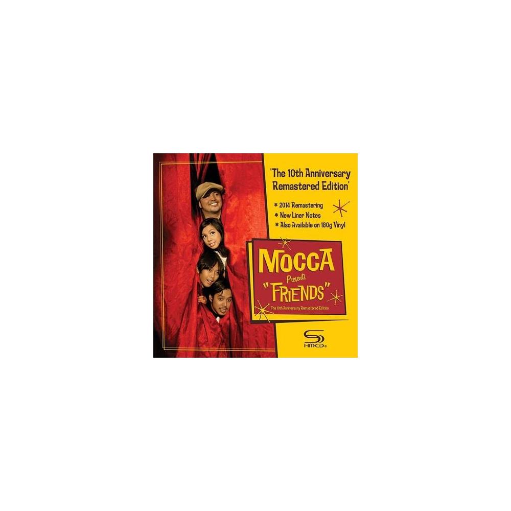 Mocca - Friends: 10th Anniversary Edition (SHM-CD,, Mini LP CD)