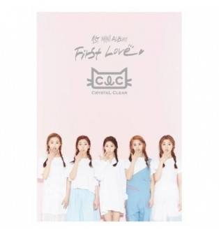 CLC - 1st Mini Album: First Love CD