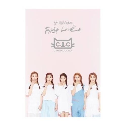 CLC - 1st Mini Album First Love