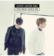 Super Junior D&E - The Beat Goes On (Special Edition) CD