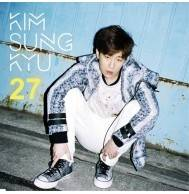 キム・ソンギュ (Kim Sung Kyu, Infinite) - 2nd Mini Album: 27 CD