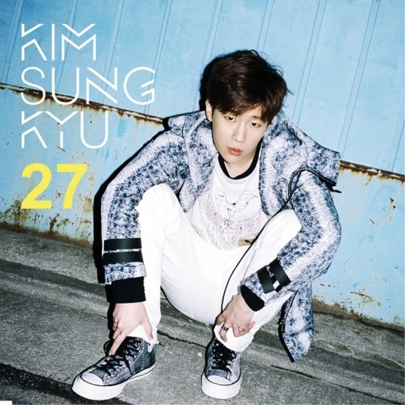 Kim Sung Kyu (Infinite) - 2nd Mini Album: 27 CD