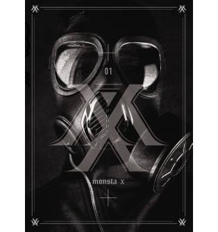 Monsta X - 1st Mini Album: Trespass CD