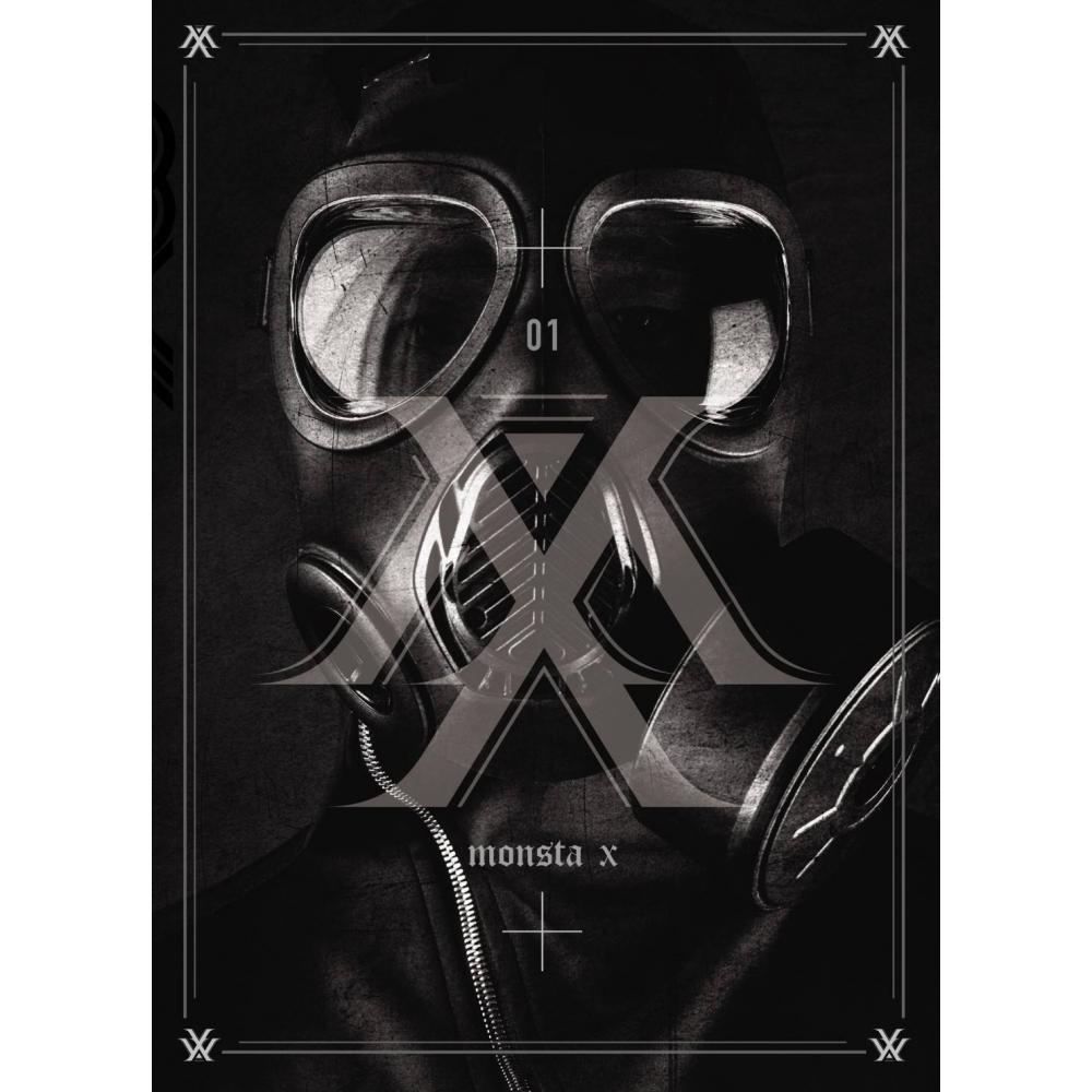 Monsta X - 1st Mini Album Trespass