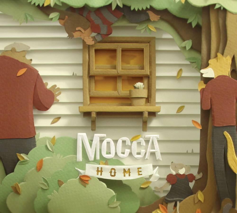 Mocca - Home (Digipak) CD