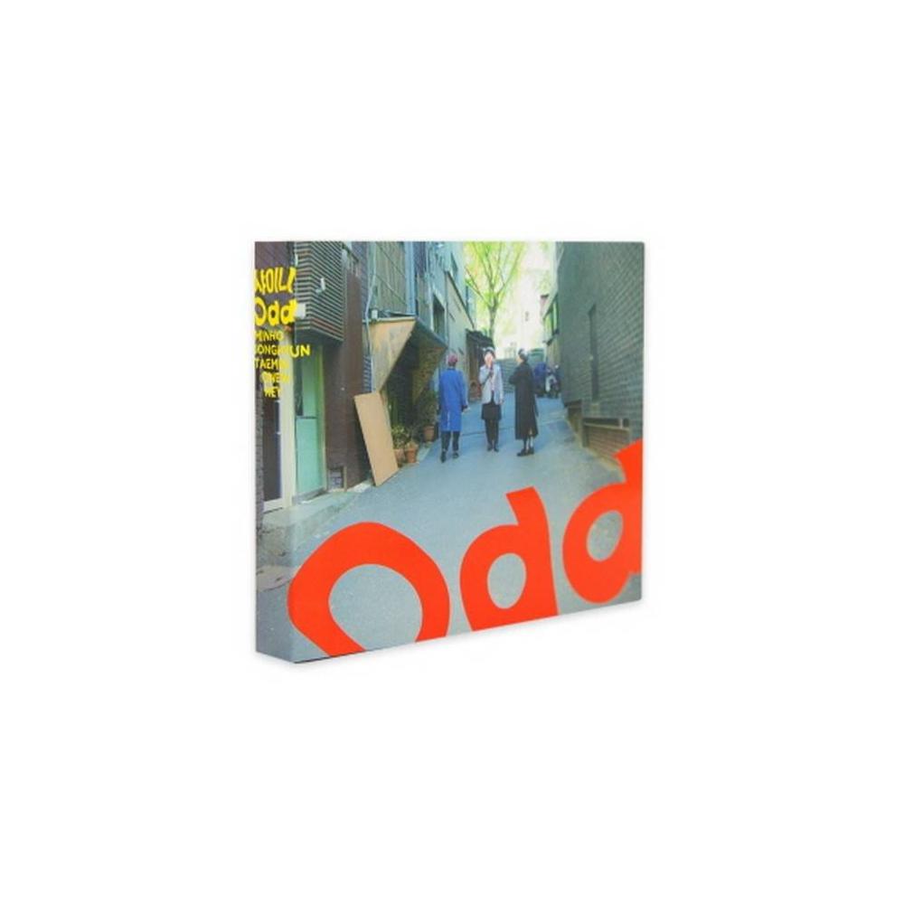 SHINee - 4th Album Odd (Ver. B)