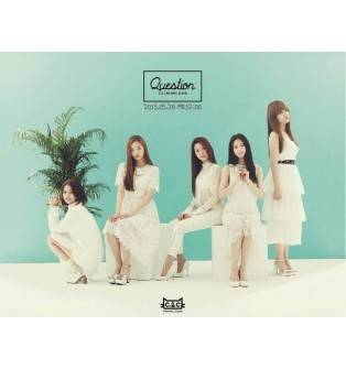 CLC - 2nd Mini Album: Question CD