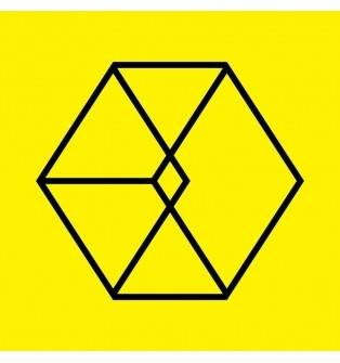 EXO - 2nd Album Repackage: Love Me Right (Korean Version) CD
