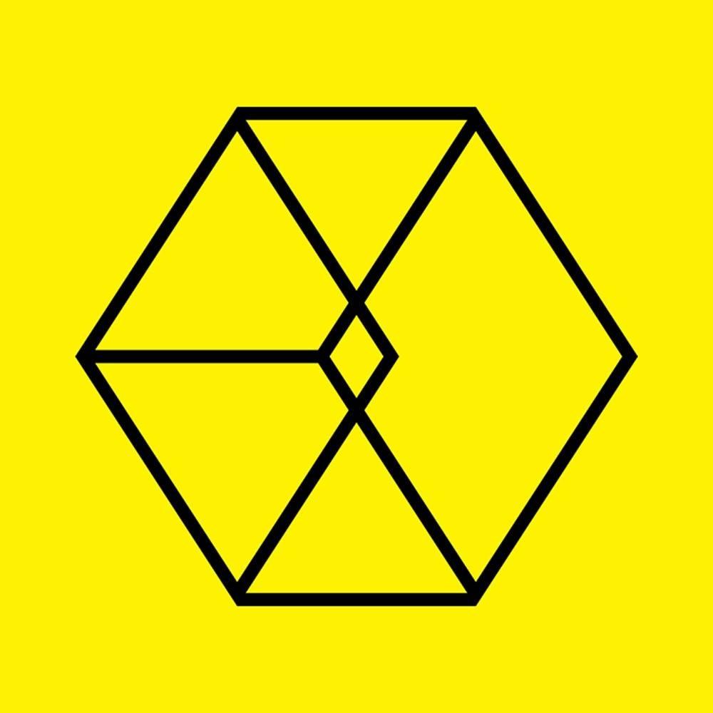 EXO - 2nd Album Repackage Love Me Right (Korean Ver.)