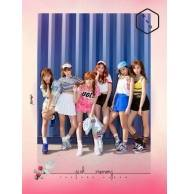 Apink - 2nd Album Pink Memory (Red Ver.)