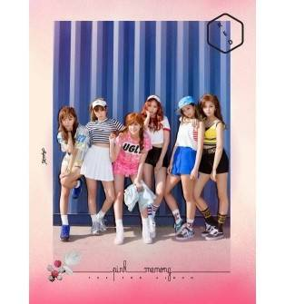 Apink - 2nd Album: Pink Memory (Red Version) CD