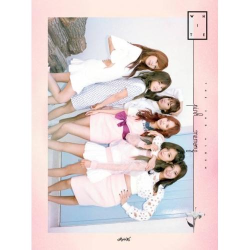 Apink - 2nd Album Pink Memory (White Ver.)