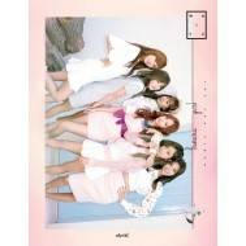 Apink - 2nd Album: Pink Memory (White Version) CD