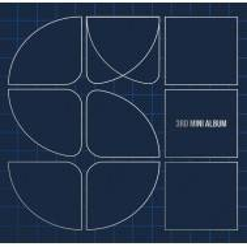 Bigbang - 3rd Mini Album: Stand Up CD