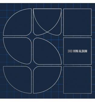 Bigbang - 3rd Mini Album: Stand Up CD