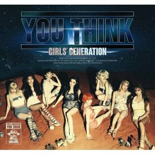 Girls' Generation - 5th Album: You Think CD