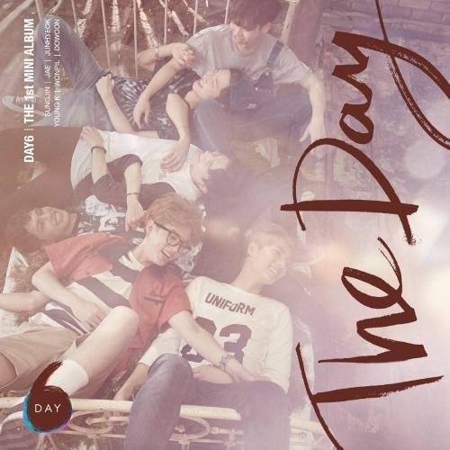 DAY6 - 1st Mini Album The Day