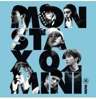 Monsta X - 2nd Mini Album: Rush (Secret Version) CD