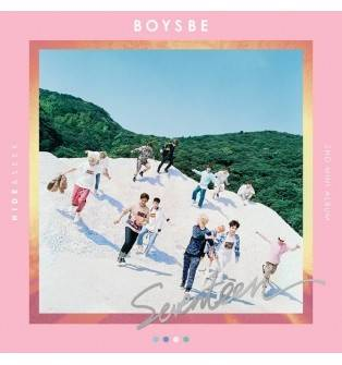 Seventeen - 2nd Mini Album: Boys Be (Hide Version) CD