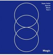 Super Junior - Special Album Part 2: Magic CD