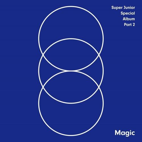 Super Junior - Special Album Part 2 Magic