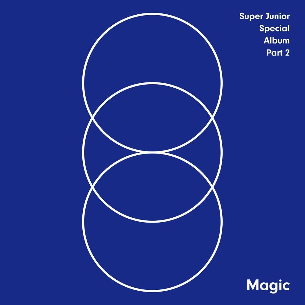 Super Junior - Special Album Part 2: Magic CD