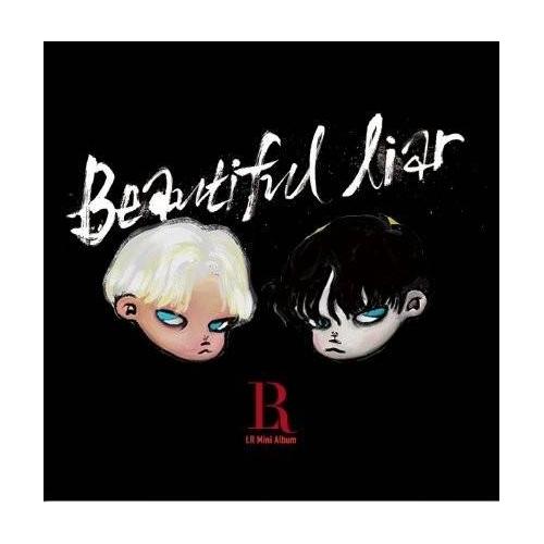 VIXX LR - 1st Mini Album Beautiful Liar