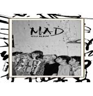 GOT7 - 4th Mini Album MAD (Vertical Ver.)