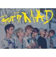 GOT7 - 4th Mini Album: MAD (Horizontal Version) CD