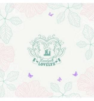 Lovelyz - 1st Mini Album: Lovelyz8 CD