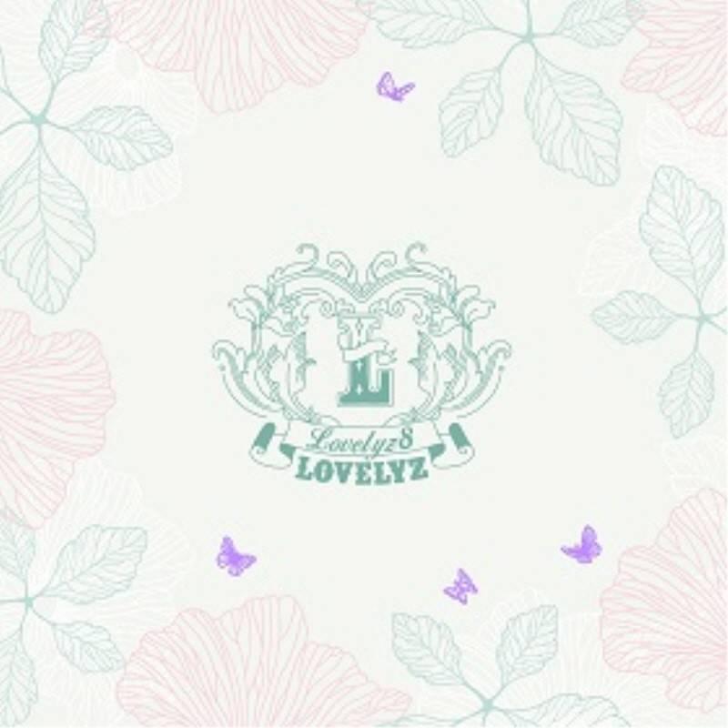 Lovelyz - 1st Mini Album: Lovelyz8 CD