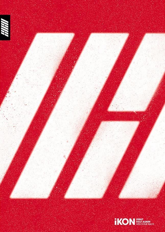 IKON - Debut Half Album: Welcome Back CD