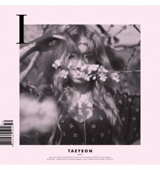 Taeyeon - 1st Mini Album: I CD