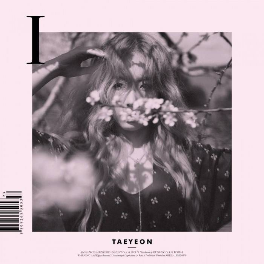 Taeyeon - 1st Mini Album I